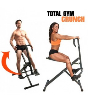 Total Gym Crunch Appareil de Fitness