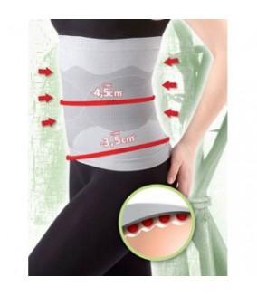 Mass & Slim Belt : Faja moldeadora con  tejido inteligente