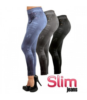 Slim Jeggings Amincissant - Pack 3