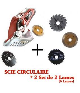 Scie circulaire Mini Rotor
