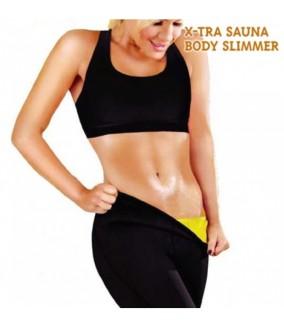 Tenue de Sport Sauna Body Slimmer