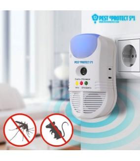 Prise Anti-Insectes 5-en-1 Pest eProtect