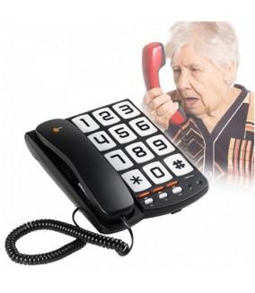 Téléphone à Touches Larges TopCom