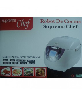 Robot de Cocina O'Matic Supreme Chef + 2 Regalos