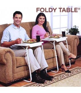 Table Pliable pour Lit