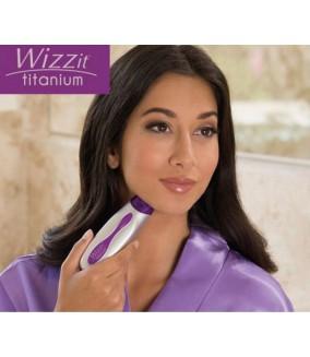Wizzit Titanium Epilateur sans douleur
